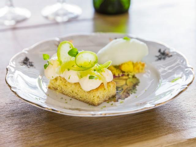 L'Auberge de Mouvaux dessert