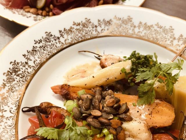 L'Auberge légumes de saison, cave de maturation, restaurant, boucherie, steakhouse, viande d'exception, viande maturée, côte à l'os, dryage, mouvaux, lille, hauts de france