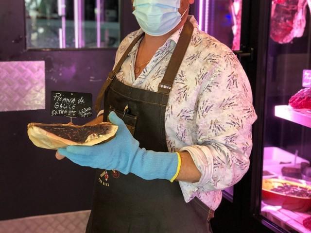 L'Auberge picana de blonde de galice, cave de maturation, restaurant, boucherie, steakhouse, viande d'exception, viande maturée, côte à l'os, dryage, mouvaux, lille, hauts de france