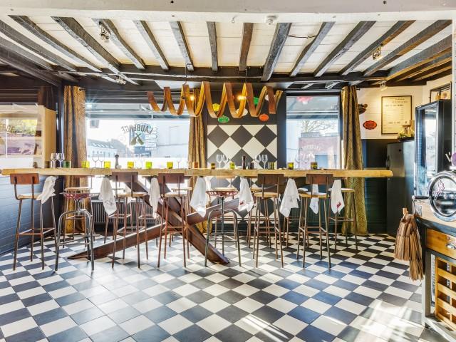 L'Auberge table d'hôtes, cave de maturation, restaurant, boucherie, steakhouse, viande d'exception, viande maturée, côte à l'os, dryage, mouvaux, lille, hauts de france, table d'hôtes