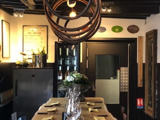 L'Auberge table d'hôtes, cave de maturation, restaurant, boucherie, steakhouse, viande d'exception, viande maturée, côte à l'os, dryage, mouvaux, lille, hauts de france