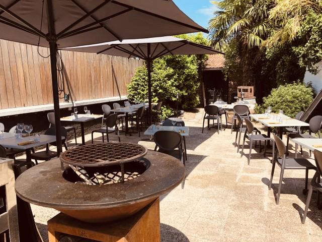 L'Auberge terrasse, cave de maturation, restaurant, boucherie, steakhouse, viande d'exception, viande maturée, côte à l'os, dryage, mouvaux, lille, hauts de france